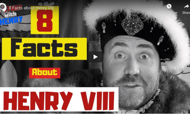 8 Facts about Henry VIII